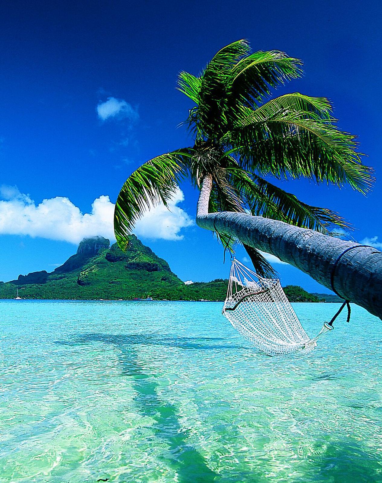 Bora Bora, France.